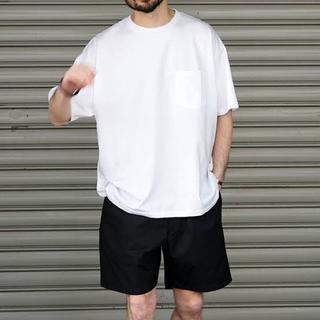 グラフペーパー Jersey Oversized SS 2020ss(Tシャツ/カットソー(半袖/袖なし))
