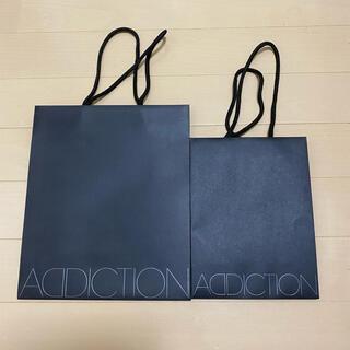 アディクション(ADDICTION)のアディクション ADDICTION  ショップ袋(ショップ袋)