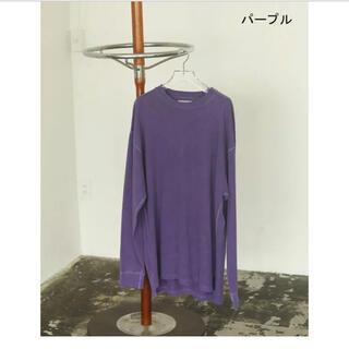 """トゥデイフル(TODAYFUL)のTODAYFUL  """"Flatseam Long T-Shirts""""(Tシャツ(長袖/七分))"""
