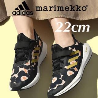 マリメッコ(marimekko)の限定品★adidas × marimekko ウニッコ スニーカー 22cm(スニーカー)