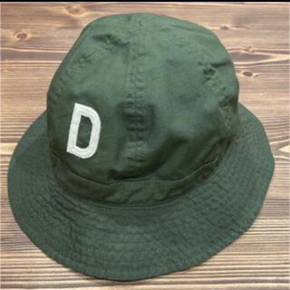 ドアーズ(DOORS / URBAN RESEARCH)のリバーシブルバケット 54(帽子)