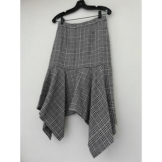 モマ(MOMA)のお値下げ!MOMA 台湾 スカート フレアー マーメイド 膝丈(ひざ丈スカート)