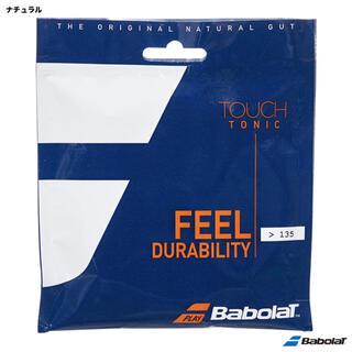 バボラ タッチトニック(FEEL) テニス ナチュラルガット