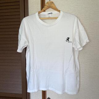 アニエスベー(agnes b.)のアニエスベー agnès b.  フランス購入 90s ブランドロゴトカゲ(Tシャツ/カットソー(半袖/袖なし))