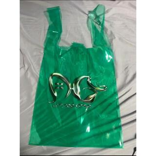 キャンディーストリッパー(Candy Stripper)のAVYSS  PVC バッグ グリーン クリアバック サイバー パンク(トートバッグ)