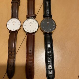 ダニエルウェリントン(Daniel Wellington)のダニエルウェリントン(腕時計(アナログ))