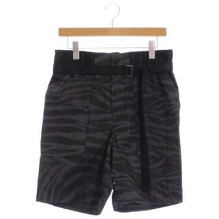 sacai - sacai ショートパンツ メンズ