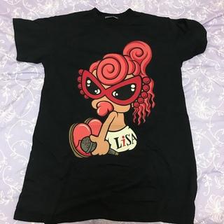 ヒスミニ LiSAコラボTシャツ(Tシャツ(半袖/袖なし))