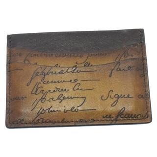 ベルルッティ(Berluti)のBerluti ベルルッティ カードケース(名刺入れ/定期入れ)