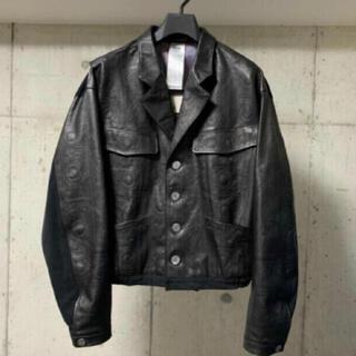 ジョンローレンスサリバン(JOHN LAWRENCE SULLIVAN)のMAGLIANO jacket(レザージャケット)