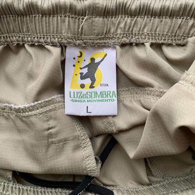 LUZ(ルース)の【Y 様専用】LUZeSOMBRA 【ルースイソンブラ】ピステ ショートパンツ スポーツ/アウトドアのサッカー/フットサル(ウェア)の商品写真