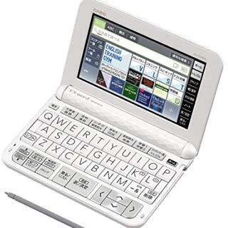 カシオ(CASIO)の【木曜日まで限定大大大値下げ】電子辞書 XD Z9800(その他)