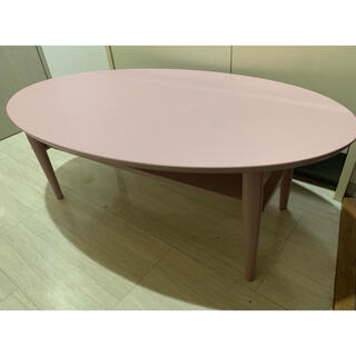 テーブル円形90cm(ローテーブル)
