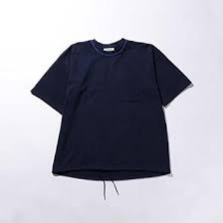 ユナイテッドアローズ(UNITED ARROWS)のMONKEY TIME 鹿の子素材ルーズシルエットTシャツ(Tシャツ/カットソー(半袖/袖なし))