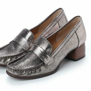 バークレー(BARCLAY)のBARCLAY ヒールアップローファー(ローファー/革靴)