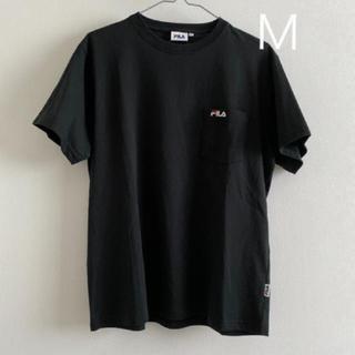 フィラ(FILA)のFILA  Tシャツ 胸ポケット コットン100%(Tシャツ/カットソー(半袖/袖なし))