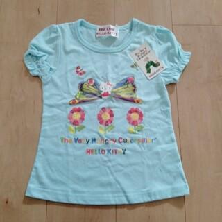 ハローキティ(ハローキティ)の新品未使用 120cm ハローキティ&エリックカール Tシャツ(Tシャツ/カットソー)