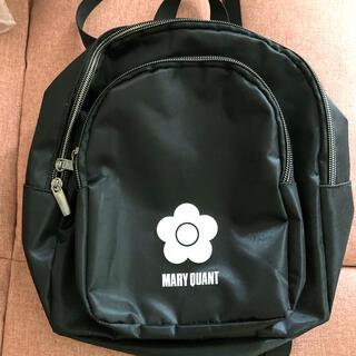 マリークワント(MARY QUANT)のMARY QUANT 付録 リュック(リュック/バックパック)