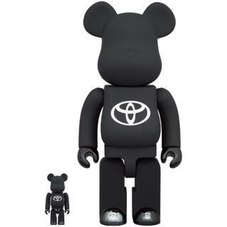 メディコムトイ(MEDICOM TOY)の【新品未開封】Toyota be@rbrick 400% 100% subaru(その他)