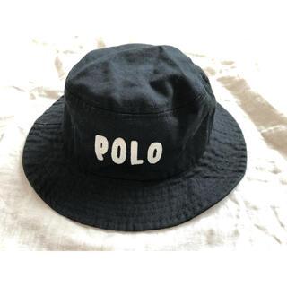 ポロラルフローレン(POLO RALPH LAUREN)のPOLObaby  バケットハット 48cm(帽子)