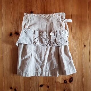 ユニカ(UNICA)のユニカunica 巻きスカート風 M 100110 (スカート)