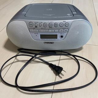 SONY - SONY ZS-S10CP(W) CDコンポ CDラジオ