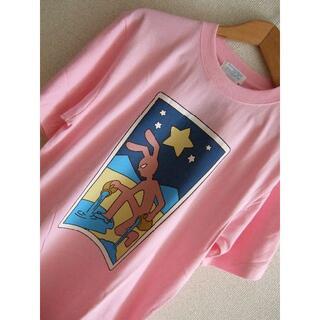 サンリオ(サンリオ)の新品 おねがい マイメロディ 二次元 COSPA Tシャツ ウサミミカード(Tシャツ/カットソー(半袖/袖なし))