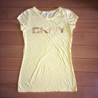 ダナキャランニューヨーク(DKNY)のDKNY フリーサイズ(Tシャツ(半袖/袖なし))