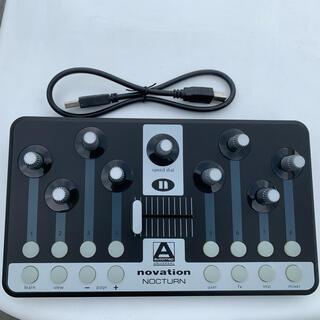 Novation MIDIコントローラー Nocturn(MIDIコントローラー)