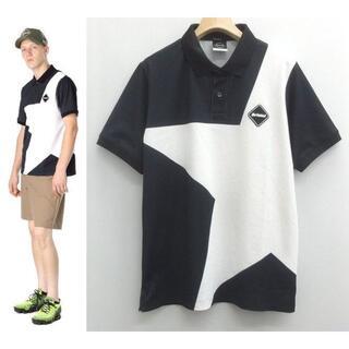 エフシーアールビー(F.C.R.B.)のFCRB Bristol 20SS BIG STAR POLO ポロシャツ(ポロシャツ)
