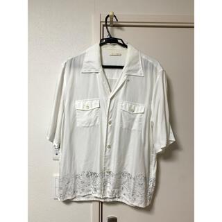 ルメール(LEMAIRE)のOur Legacy オープンカラーシャツ(シャツ)