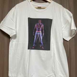 シュプリーム(Supreme)のsupreme シュプリーム ツーパック ホログラム Tシャツ Mサイズ(Tシャツ/カットソー(半袖/袖なし))