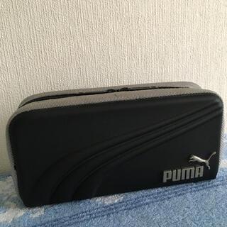 プーマ(PUMA)の✳︎春万葉様専用✳︎PUMA プーマ  ペンケース 黒 大容量(ペンケース/筆箱)