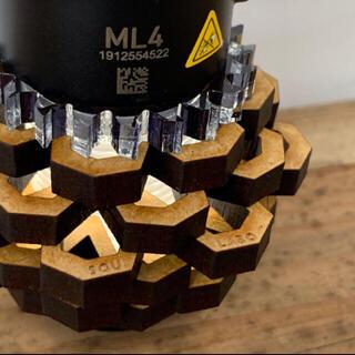 レッドレンザー(LEDLENSER)の【値下げ不可】MATSUボックリ soulabo ソウラボ ML4シェード(ライト/ランタン)