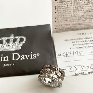 Justin Davis - JUSTIN DAVIS SRJ175 MEDIVAL ジャスティン リング