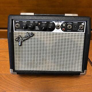 フェンダー(Fender)のフェンダージャパン DICE  Ⅱ ギターアンプ 夜間練習に(ギターアンプ)