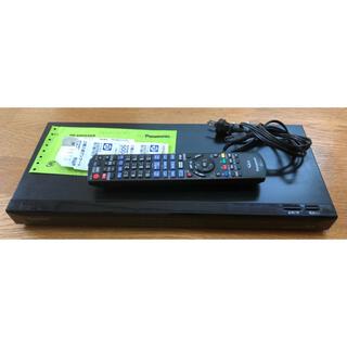 パナソニック(Panasonic)のPanasonic ブルーレイ DIGA DMR-BRW1020(ブルーレイプレイヤー)