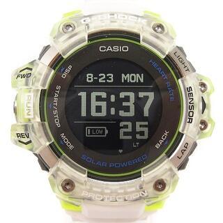 カシオ(CASIO)のCASIO Gショック G-SQUAD 腕時計 GBD-H1000-7A9JR(ラバーベルト)