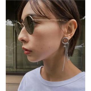 アメリヴィンテージ(Ameri VINTAGE)のAmeri VINTAGE Bijou R.I Circle Earring(イヤリング)