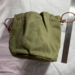 アーバンリサーチ(URBAN RESEARCH)のアーバンリサーチ キャンバス巾着バッグ(ハンドバッグ)