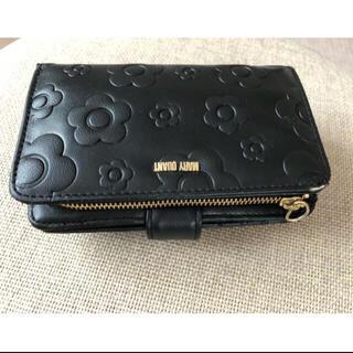 マリークワント(MARY QUANT)のマリークワント 二つ折り財布 財布(財布)