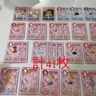 タカラトミー(Takara Tomy)のキラキラアイドル リカちゃん カード 41枚(カード)