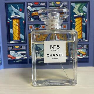 シャネル(CHANEL)のシャネルN°5 ロー オードゥ トワレット 100ml  No 5 l'eau(香水(女性用))