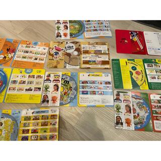 ガッケン(学研)のこどもチャレンジEnglish DVDセット(キッズ/ファミリー)