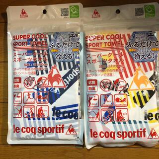 le coq sportif - ルコック2枚セット