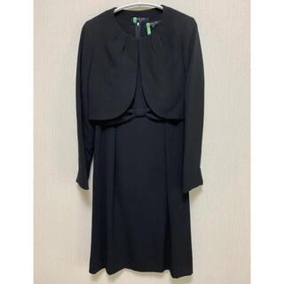 ミッシェルクラン(MICHEL KLEIN)のブラックフォーマル 喪服 礼服 スーツ(礼服/喪服)