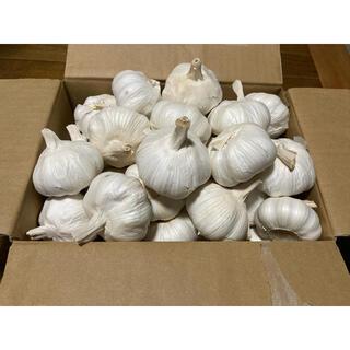 福岡県産 ニンニク 中球(M球程度) 3kg にんにく(野菜)