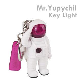 【AINA様専用】Mr.Yupychil Key Light ピンク(キャラクターグッズ)