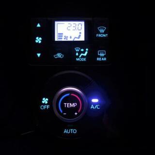 ダイハツ(ダイハツ)のウェイク LA700S LA710S 後期 LED打ち換え済み エアコンパネル☆(車内アクセサリ)