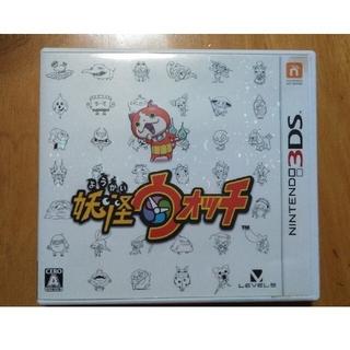 ニンテンドー3DS(ニンテンドー3DS)の【3DS】妖怪ウォッチ【無印】(携帯用ゲームソフト)